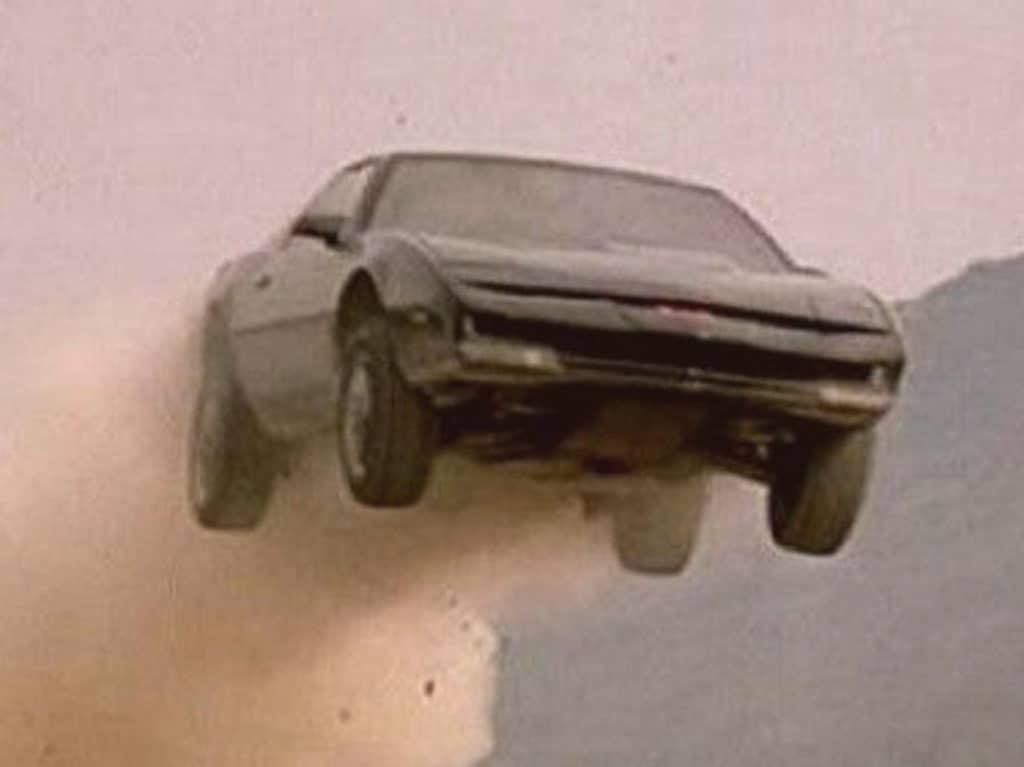 KITT macht einen Turbo Boost