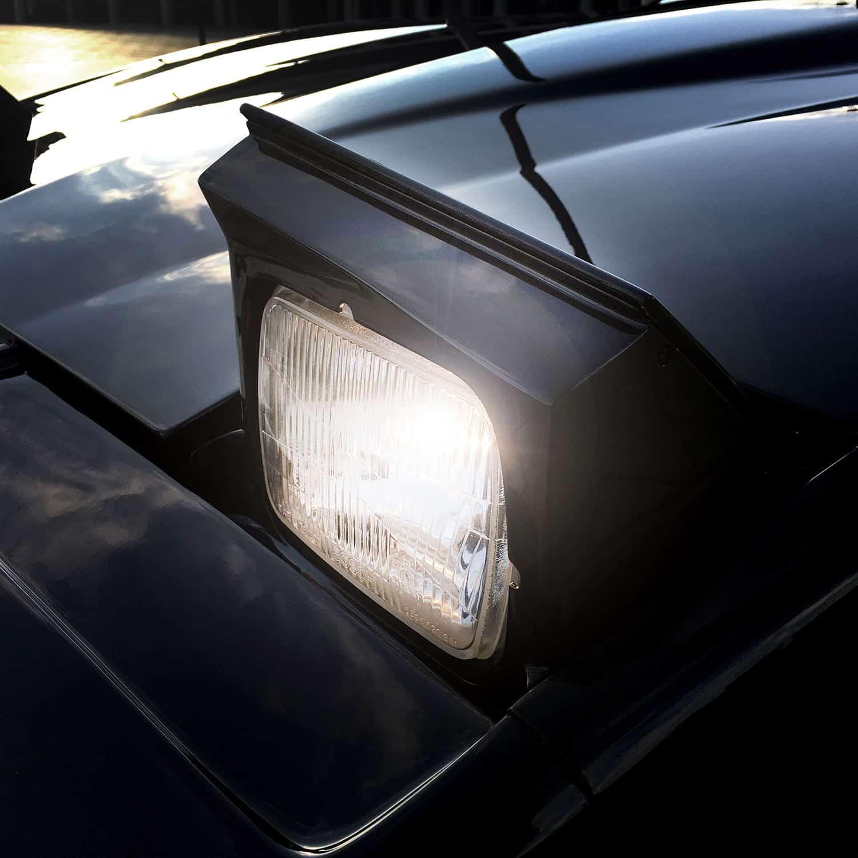 KITT Replika Head Lights Trans Am Knight Rider of Germany