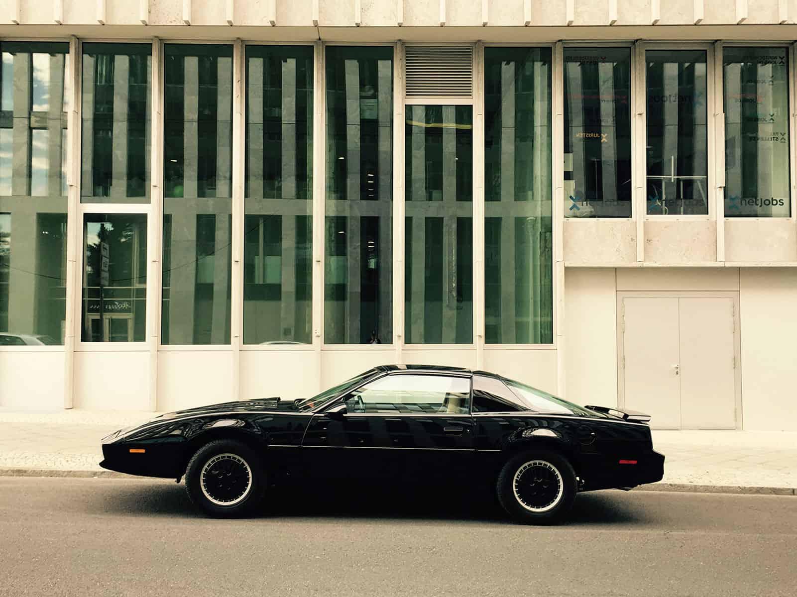 KITT Replika Seite Knight Rider of Germany Köln